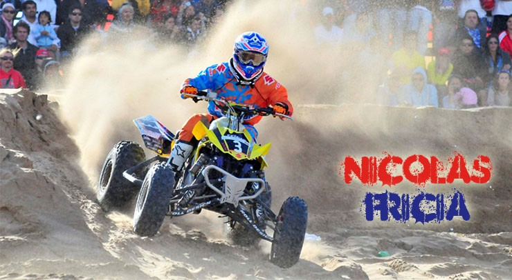 Nicolas Fricia